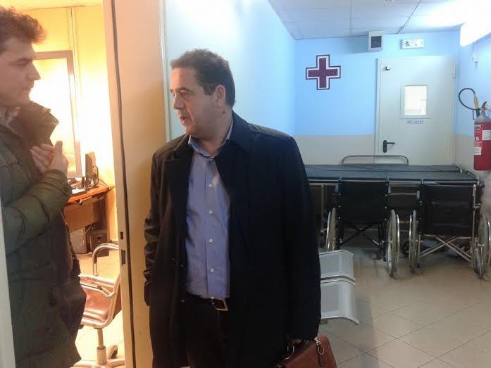 Επίσκεψη  του Αντιπεριφερειάρχη Υγείας-Πρόνοιας  & Κοινωνικής Συνοχής στις φυλακές Γρεβενών