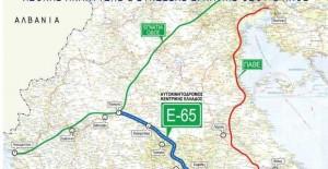 Συνάντηση με Σταθάκη και Σπίρτζη για τον αυτοκινητόδρομο Ε65 ζητούν οι δήμαρχοι της Κ.Ελλάδας