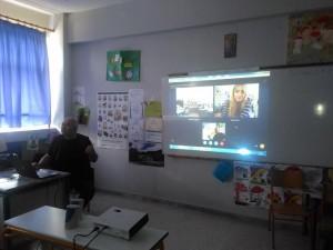Μανιταροτηλεδιάσκεψη στο 2ο 6/θ Ολοήμερο Δημοτικό Σχολείο Γρεβενών