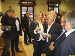 Κοζάνη: Ομιλία της κας Φώφης Γεννηματά σε περιφερειακά στελέχη του ΠΑΣΟΚ ενόψει του συνεδρίου του Κινήματος (βίντεο)