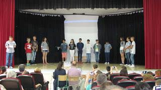 Γιορτή αποφοίτων στο 4ο Δημοτικό Σχολείο Γρεβενών (φωτογραφίες)