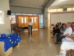 Η εμπειρία του ΙΕΚ Γρεβενών  από τη συμμετοχή στα  προγράμματα Erasmus+  2014- 2015