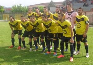 Βαριά ήτα γνώρισε η ομάδα της ΑΕΠ στο τελευταίο παιχνίδι στους αγώνες μπαράζ για την άνοδο στην Γ΄ Εθνική