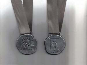 Δια χειρός Θ. Παπαγιάννη και το μετάλλιο του 9ου Γύρου Λίμνης Ιωαννίνων