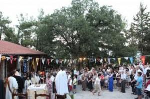 Πανηγυρίζει ο Ιερός Ναός Μεταμορφώσεως του Σωτήρος στην Κοζάνη