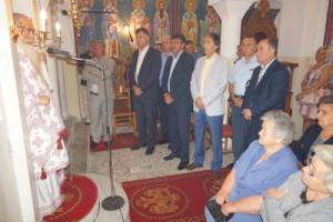 Τιμήθηκε σήμερα η μνήμη του Αγίου Κοσμά του Αιτωλού  (video & φωτογραφίες)