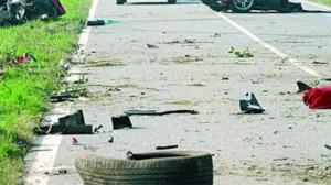 Θανατηφόρο τροχαίο ατύχημα στην Εγνατία, στον κόμβο Μικροκάστρου Κοζάνης