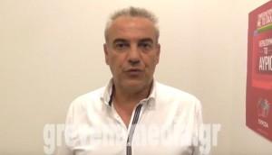 Αποκλειστικές δηλώσεις του νέου Βουλευτή Γρεβενών Χρήστου Μπγιάλα στο grevenamedia (video)