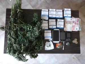 Γρεβενά: Συνελήφθησαν τέσσερα άτομα για πώληση και κατοχή ναρκωτικών