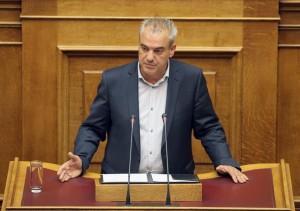Η πρώτη ομιλία του Βουλευτή Γρεβενών Χρήστου Μπγιάλα στο κοινοβούλιο