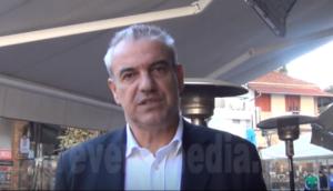 Δηλώσεις του Βουλευτή Γρεβενών Χρήστου Μπγιάλα στο GrevenaMedia (βίντεο)