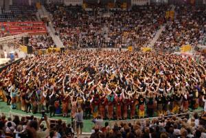 Στην Λευκόβρυση Κοζάνης το 11ο Φεστιβάλ Ποντιακών Χορών της Παμποντιακής Ομοσπονδίας Ελλάδος
