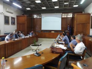 Ψηφιακή σύγκλιση στα Τρίκαλα για την υλοποίηση έργων ψηφιακής τεχνολογίας – Παρέστησαν μεταξύ άλλων ο Δήμαρχος Γρεβενών κ. Γιώργος Δασταμάνης και ο αντιδήμαρχος Περιβάλλοντος κ. Χρήστος Τριγώνης