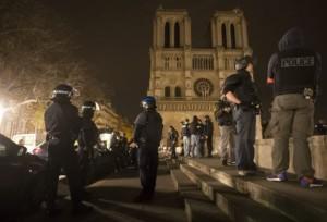 Χρονιά τρόμου στη Γαλλία: Από το Charlie Hebdo, στο TGV μέχρι την 14η Νοεμβρίου