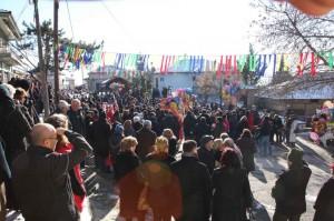 Δήμος Βοϊου: Βράβευση συμμετεχόντων στα έθιμα των Κλαδαριών 2014 και Μπουμπουσιαριών 2015