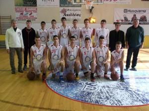 Πρωτάθλημα παίδων Ε.ΚΑ.Σ.ΔΥ.Μ. – Α.Σ. Βελβεντού Κοζάνης – Κεραυνός Αγίου Γεωργίου Γρεβενών