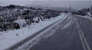 Χιόνια στα Ορεινά των Γρεβενών και στο μηδέν η θερμοκρασία
