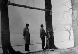 Χαιρετισμός του Τσιάτα Νικολάου,προέδρου της ΠΟΑΕΑ Δυτ.Μακεδονίας,στο μνημόσυνο που εγινε,στην περιοχή Νταμάρια της Κοζάνης, στη μνήμη των 45 πατριωτών,που εκτελέστηκαν,απο τούς Γερμανούς,στις 26 Γενάρη του 1944
