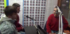 Ποδοσφαιριστές του Πυρσού μιλούν για τον τελικό κυπέλου Πυρσός – Βατόλακκος στο ράδιο Γρεβενά 101.5 (video)
