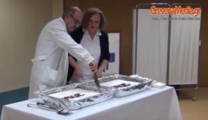 Κοπή Πίτας Γενικού Νοσοκομείου Γρεβενών (video)