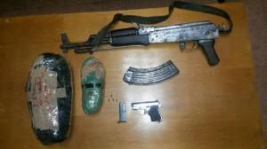 Εντοπίστηκε σακίδιο με καλάσνικοφ και ναρκωτικά στην Κόνιτσα – ΦΩΤΟ