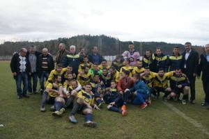 Φωτογραφικό υλικό από τον αγώνα κυπέλλου ΠΥΡΣΟΣ Γρεβενών – ΑΕΠ Βατολάκκου