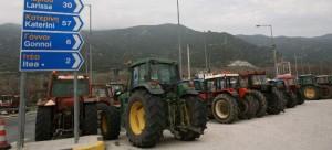 Παραμένουν στα μπλόκα οι αγρότες της Δυτικής Μακεδονίας – Περιμένουν την νέα απόφαση Τσίπρα