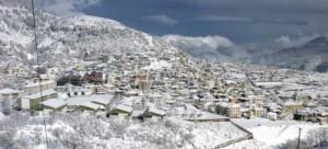 Μέτσοβο, η χειμερινή… Σαντορίνη -Την ψήφισαν στους τοπ προορισμούς διεθνώς