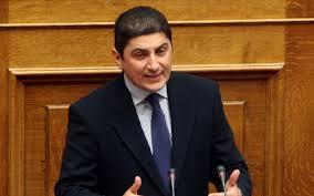 Ο βουλευτής της ΝΔ, Λ. Αυγενάκης στα Γρεβενά (video)