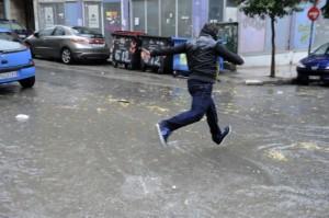 Έκτακτο δελτίο από την ΕΜΥ – Βροχές, καταιγίδες, χαλαζοπτώσεις και ισχυροί άνεμοι