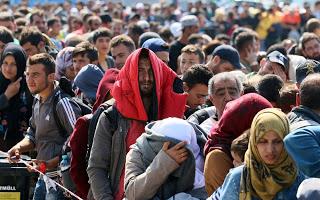 Συνεχίζεται η επιχείρηση αποσυμφόρησης στη Μόρια-860 πρόσφυγες στα Γρεβενά