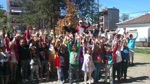 Ιερά Μητρόπολη Γρεβενών: Όταν τα παιδιά ομορφαίνουν τον τόπο (φωτογραφίες)