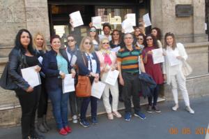 Μετεκπαίδευση των καθηγητών του ΙΕΚ Γρεβενών στην Ρώμη της Ιταλίας μέσω του Προγράμματος Erasmus +
