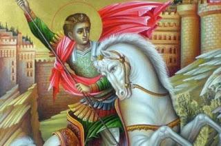 Άγιος Γεώργιος, ο Άγιος με τα 56 πρόσωπα, λαοφιλής και δυνατός – Χρόνια πολλά σε όλους και όλες