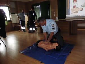 Πραγματοποιήθηκε με επιτυχία εκπαίδευση των στελεχών των Κινητών Αστυνομικών Μονάδων της Δυτικής Μακεδονίας