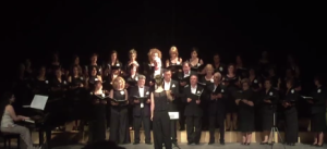 Δημοτικό Ωδείο Γρεβενών: 1η συνάντηση χορωδιών 2016 (βίντεο)