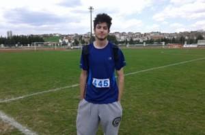 Χάλκινο για το Μίλτο Τεντόγλου στο Πανελλήνιο Πρωτάθλημα Ανδρών