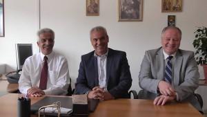 Γρεβενά: Τι είπαν σε κοινή συνέντευξη ο Βουλευτής Χ. Μπγιάλας, ο Γ.Γ. Αναγνωστάκης και ο Γ.Α. της ΕΛ.ΑΣ Κ.Τσουβάλας (βίντεο)