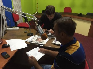 Συνέντευξη παραχώρησε στο Ράδιο Γρεβενά 101.5 ο Πρόεδρος της Ένωσης Αστυνομικών Υπαλλήλων κ.Γρηγόρης Ευαγγέλου