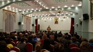 Πρώτη συνάντηση της Σχολής Γονέων της Ιεράς Μητροπόλεως Γρεβενών