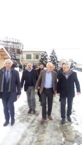 Στην Δεσκάτη βρέθηκε σήμερα ο Υπουργός Αγροτικής Ανάπτυξης και Τροφίμων κ.Ευάγγελος Αποστόλου (φωτογραφίες)