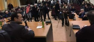 Ο Νίκος Παππάς ήρθε στα Γρεβενά και υποσχέθηκε ψηφιακό τηλεοπτικό σήμα