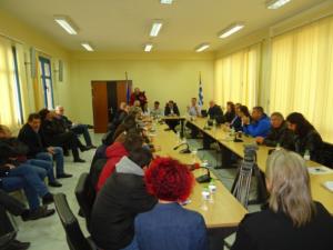 Το πρώτο Διοικητικό Συμβούλιο της Αγροδιατροφικής Σύμπραξης Δυτικής Μακεδονίας