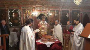 Φωτογραφίες από τον Πανηγυρικό Αρχιερατικό Εσπερινό προς τιμήν του Αγίου Θεοδώρου του Στρατηλάτη στο Μαυρονόρος Γρεβενών