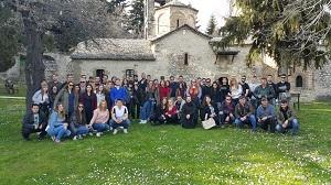 Εκδρομή με τους φοιτητές του ΤΕΙ διοργάνωσε η Ιερά Μητρόπολη Γρεβενών