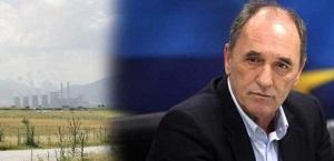 Υπό δρακόντεια μέτρα ασφάλειας η επίσκεψη του ΥΠΕΚΑ κ.Σταθάκη στην Κοζάνη για την ΔΕΗ