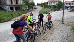 Φωτογραφίες από την χθεσινή βόλτα που διοργάνωσε η Ένωση Ποδηλατιστών Γρεβενών