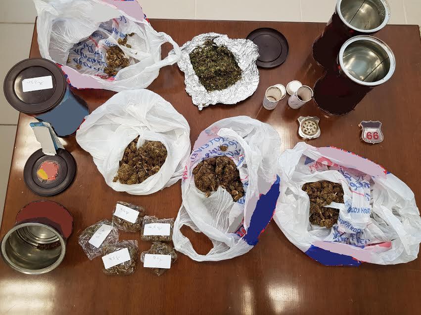 Σύλληψη δυο ημεδαπών σε περιοχή της Κοζάνης για κατοχή και διακίνηση ναρκωτικών