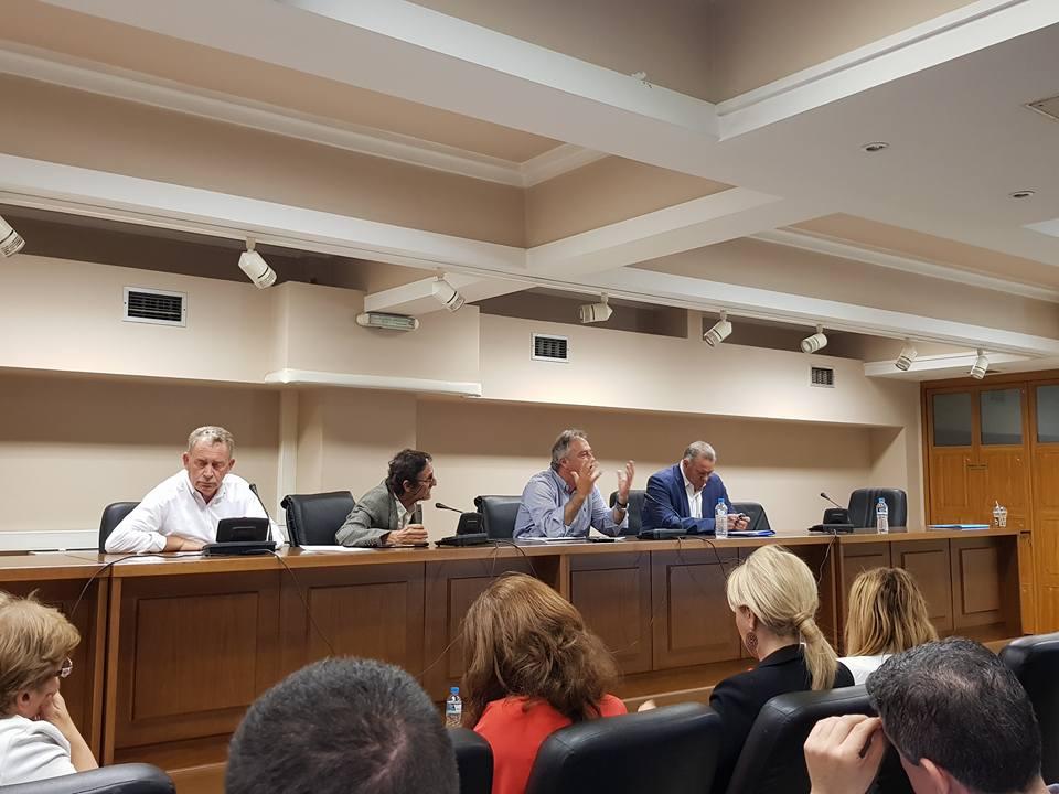 Συνάντηση Αντιπεριφερειαρχών στην ΕΝΠΕ για τις αλλαγές στον ΚΑΛΛΙΚΡΑΤΗ – Τι δήλωσε ο αντιπεριφερειάρχης Γρεβενών Βαγγέλης Σημανδράκος(video)