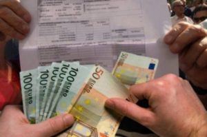 Σήμερα η πληρωμή της πρώτης δόσης του φόρου εισοδήματος